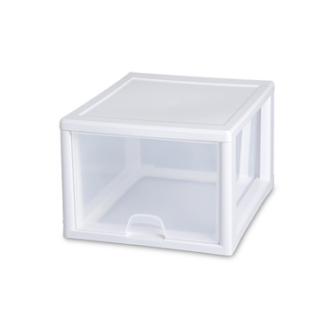 27 Qt Stacking Drawer by Sterilite