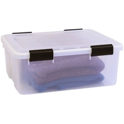 7.65 Gallon Airtight Storage Box   IRIS USA