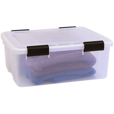 7.65 Gallon Airtight Storage Box - IRIS USA