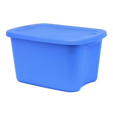 Sterilite 5 Gallon Lapis Storage Tote