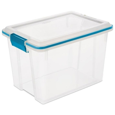 Sterilite 20 Quart Gasket Box
