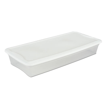Sterilite 41 Quart Underbed Box