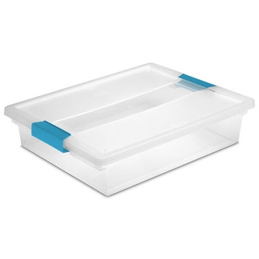 Sterilite Large Clip Box