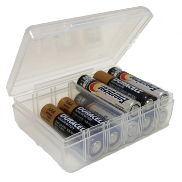 AAA Battery Storage Box by Dial