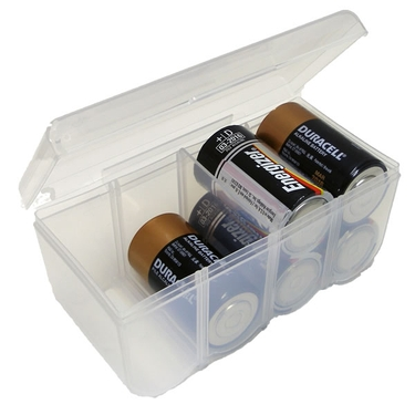 D Battery Storage Box by Dial
