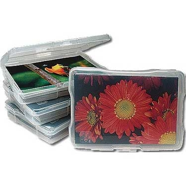 Case of 10 Photo Boxes by Iris