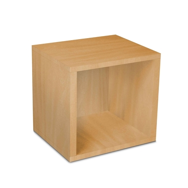 Eco-Friendly Modular Storage Cube - Cedar