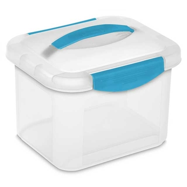 Small Show-Off Storage Tote by Sterilite