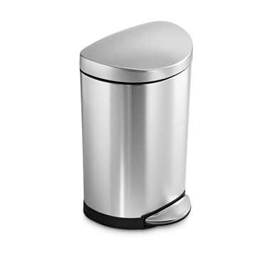 Mini Semi-Round Step Can from simplehuman®