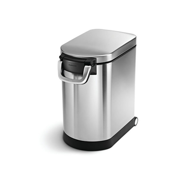 Medium Pet Food Can from simplehuman