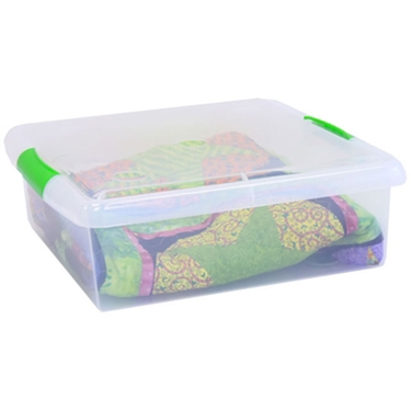 Stor-n-Slide Square Underbed Box by IRIS