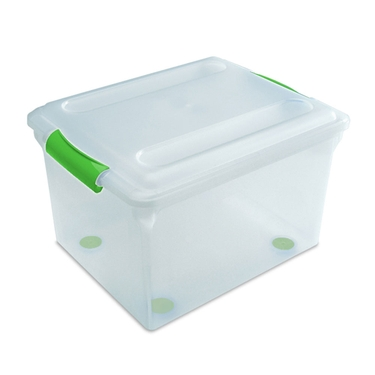 Stor-n-Slide File Box by IRIS