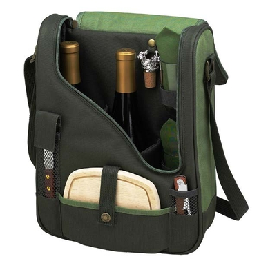 Eco-Friendly Wine & Cheese Cooler Tote