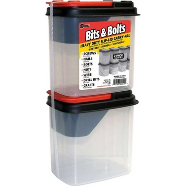 Bits & Bolts Storage Set