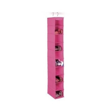 Expressive Storage/Honeysuckle 10 Shelf Shoe Organizer by Richards