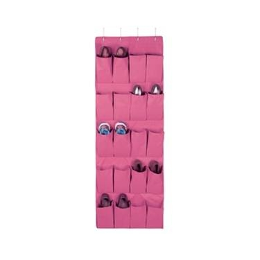 Expressive Storage/Honeysuckle 20 Pocket Over the Door Shoe Organizer by Richards