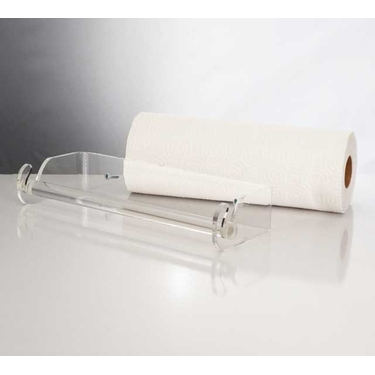 Acrylic Wall Mount Paper Towel Holder