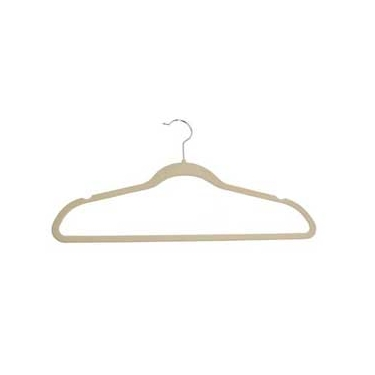 Soft Grip Buff Suit Hangers by Richards