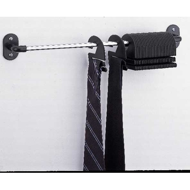 Wall Mount 30 Tie Organizer by Organize It All