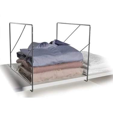 Shelf Divider (2 Pack) by Organize It All