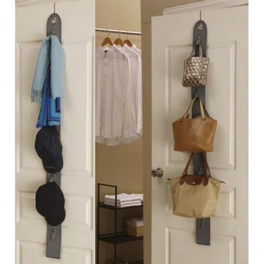 Over The Door Organizer - Hat Rack / Purse Rack