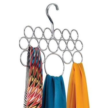 Axis Scarf Holder by InterDesign