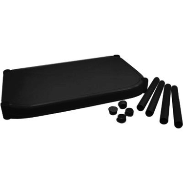 Black HD Flat Shelf Accessory Kit by Tailor Made
