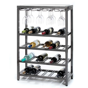 Industria Wine Console by Oenophilia