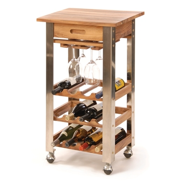 Wine Trolley by Oenophilia