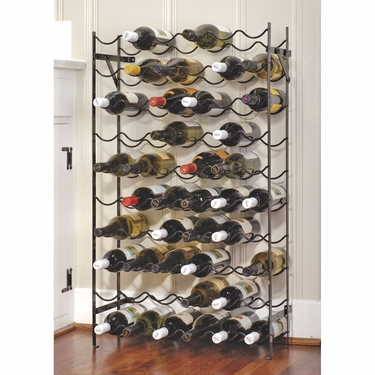 Alex 60 60-Bottle Wine Rack by Oenophilia