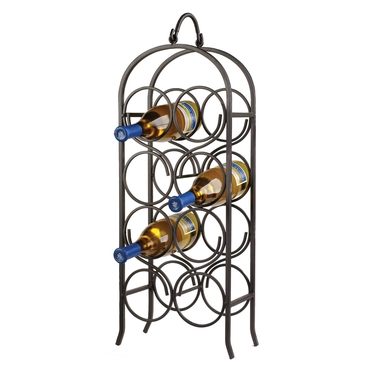 Wine Arch 8-Bottle Wine Rack by Oenophilia