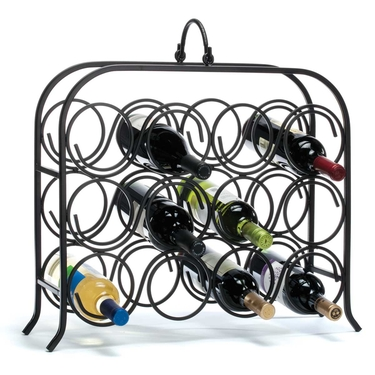 Wine Arch 12-Bottle Wine Rack by Oenophilia