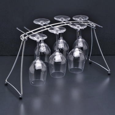 Fusion 8 Stemware Rack by Oenophilia