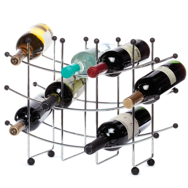 Fusion 15-Bottle Wine Rack by Oenophilia
