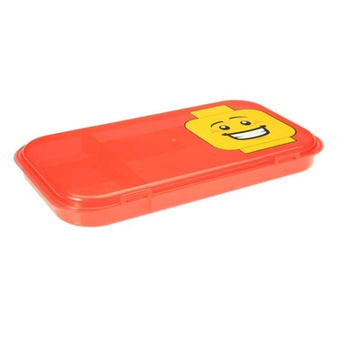 Lego Minifigure Storage Case in Red by Iris