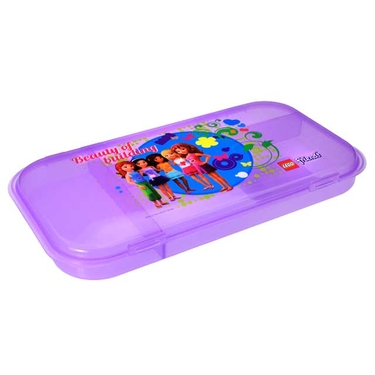 Lego Friends Minifigure Storage Case in Purple by Iris