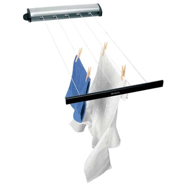 22 Meter Pull-out Drying Lines by Brabantia