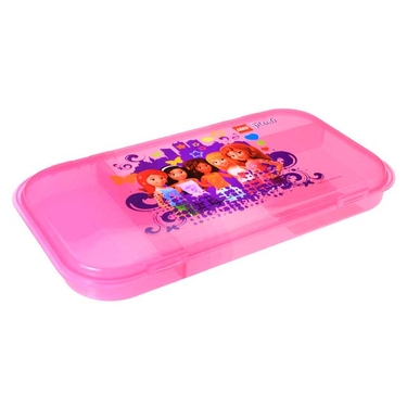 Lego Friends Minifigure Storage Case in Pink by Iris