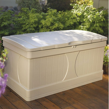 Suncast Premium 99 Gallon Deck Box