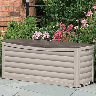 Suncast 103 Gallon Deck Box