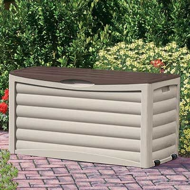 Suncast 83 Gallon Deck Box