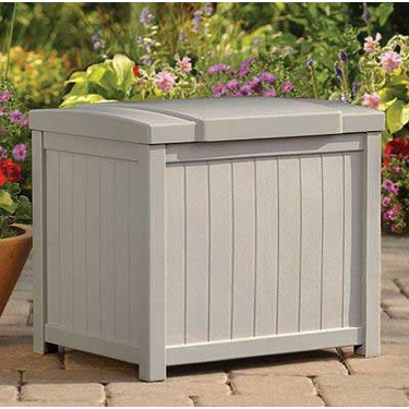 Suncast 22 Gallon Deck Box