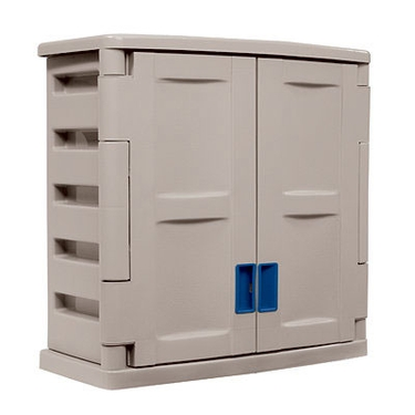 Suncast Storage Trends Two Door Wall Cabinet