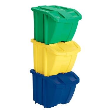 Suncast Recycle Bins - 18 Gallon