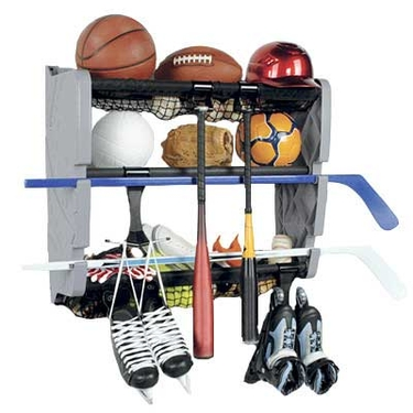 Suncast Deluxe Sports Rack