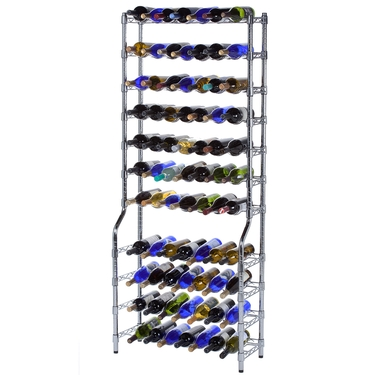 11 Row Epicurean Wine Storage System by Oenophilia