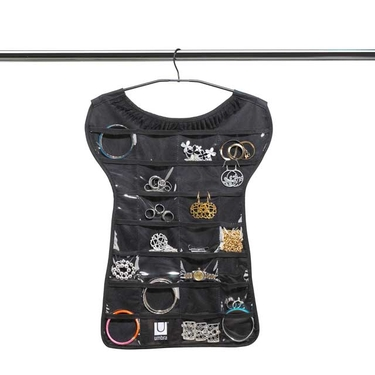 Umbra Little Black Tee Jewelry Organizer