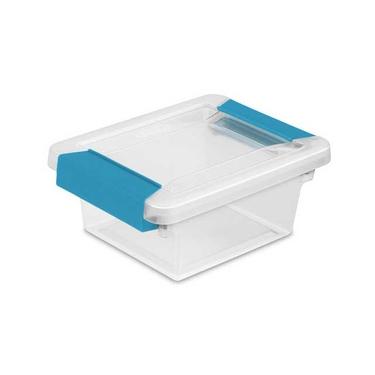Sterilite Mini Clip Box - 6 Pack