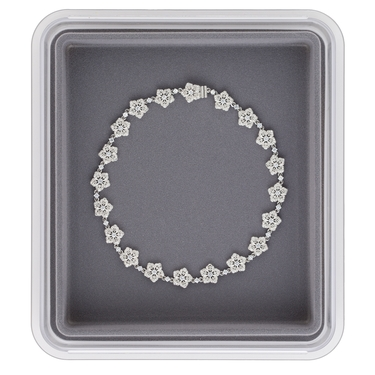 1 Compartment Grey Jewelry Stax by Neatnix