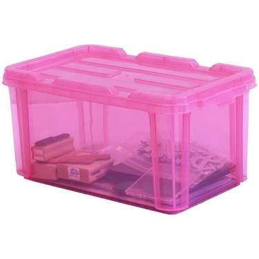 Ravish Large Deep Stacker Box-7 Quart by Iris